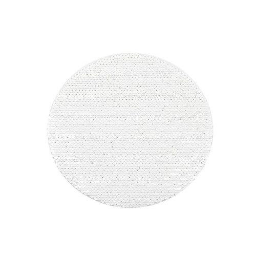 Wendepailletten Kreis doppelseitig bedruckt