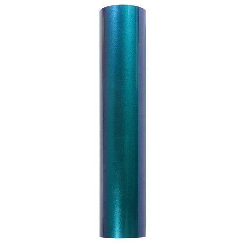 perlglanz metallic Flexfolie  blau-violett