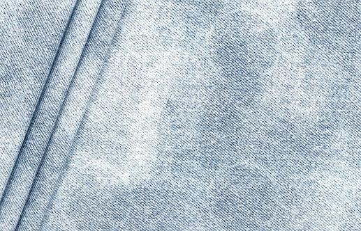 """Bio Jeans Jersey """"hellblau"""""""