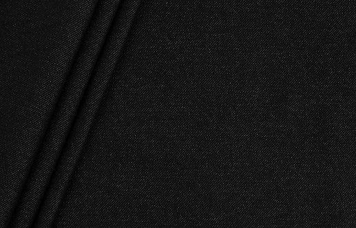 """ÖkoTex Jeans Jersey """"schwarz"""""""