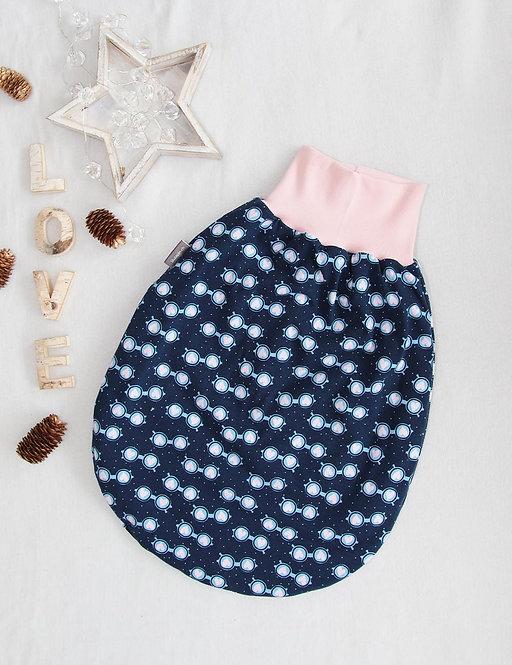 Pucksack Jersey/Teddy (0-6 Monate)