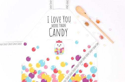 "Kinderschürze ""Candy"""