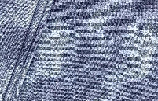 "Bio Jeans Jersey ""dunkelblau"""