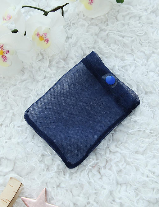 Wäschebeutel dunkelblau