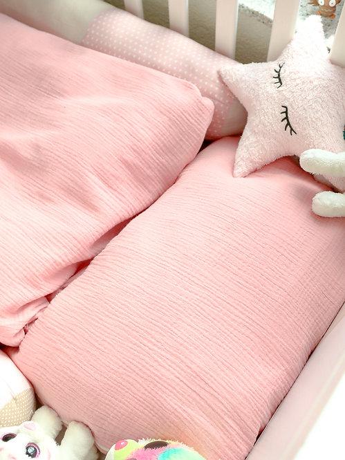 Musselin Bettwäsche