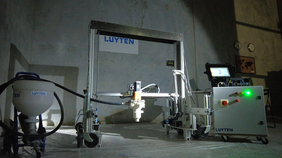 Robotic system real