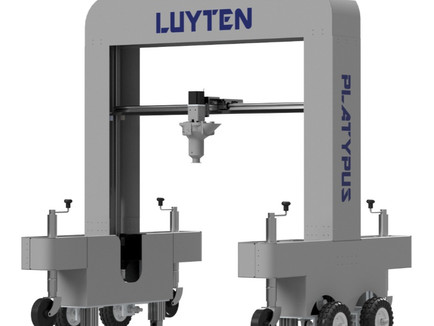 Manufacturers Monthly: Luyten 3DCP could build quarantine accommodation in 18 hours