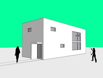 Maison 2 - pour le fichier DWG