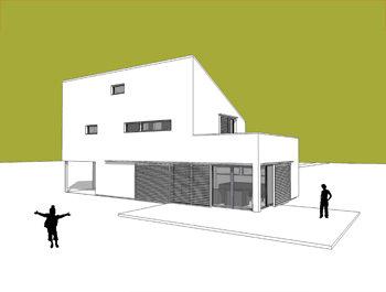 Maison 3 - pour les plans de la maison figés