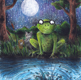 Hank the Frog