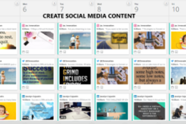 Create Social Media Content
