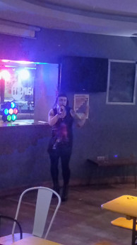 Karaoke @ Blue Bar