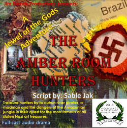 The Amber Room Hunters