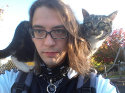 With Kitty