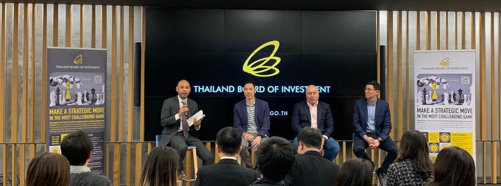 Digital Innovation & Technology in Thail
