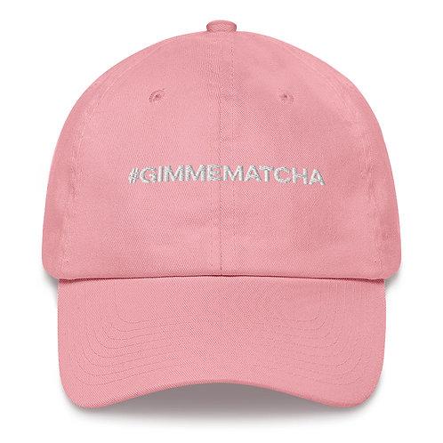 #GimmeMatcha Hat