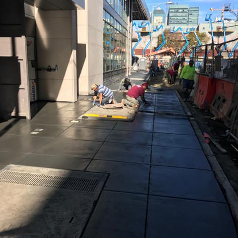 Sidewalk #EFGOMEZ