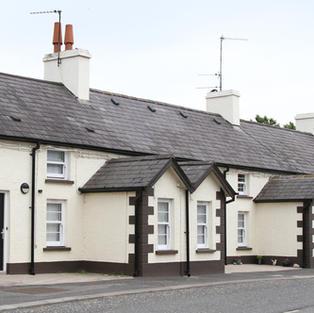 Donaghcloney Village