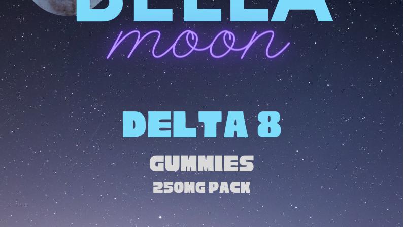 Bella Moon Delta 8 Gummies
