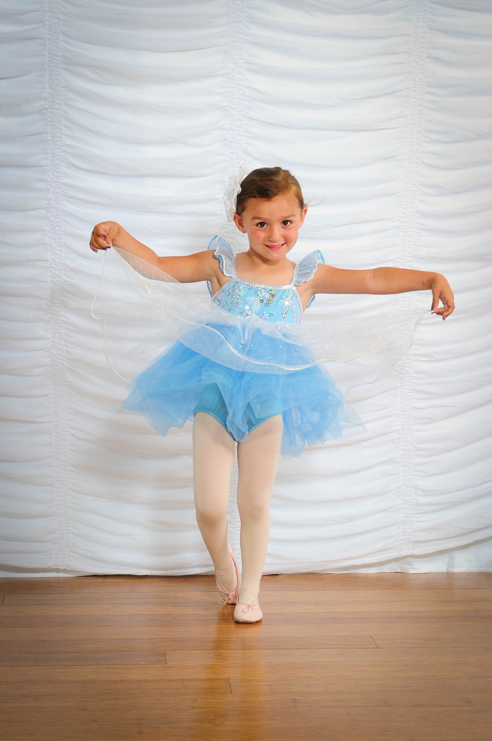 Tutu Ballet & Tumble Classes