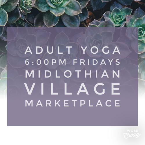 YOGA MIDLOTHIAN VILLAGE MARKETPLACE