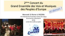 2è concert avec le Grand Ensemble !