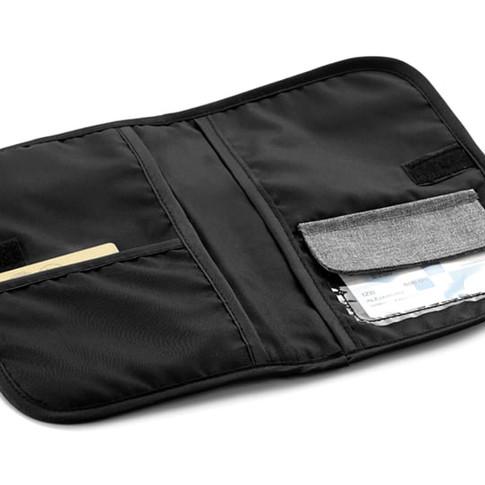 Portadocumentos del bolso