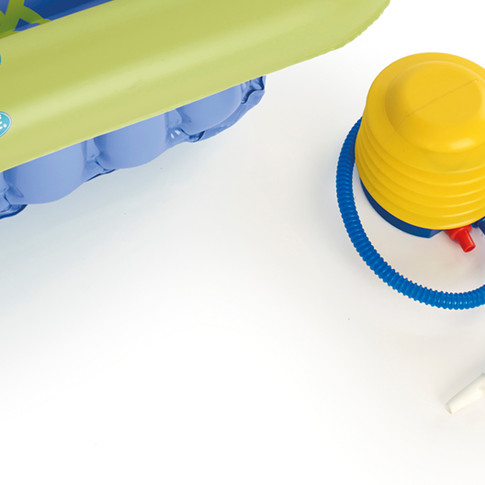 Bañera inflable