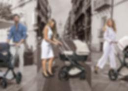 La colección diseñada por Roberto Verino se caracteriza por la elegancia, la atemporalidad y sobre todo por su funcionalidad. Ha logrado crear de un producto altamente necesario un complemento perfecto para los paseos, gracias a materiales de alta calidad y minuciosos detalles.