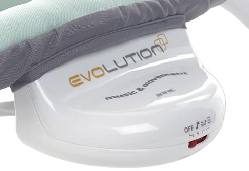 Hamaquita Evolutión