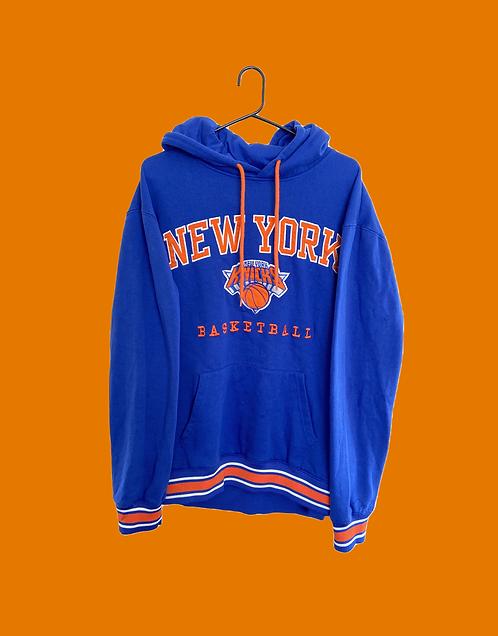 (XL) Vintage Knicks Hoodie
