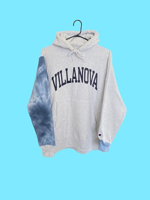 (M) Vintage custom Champion hoodie