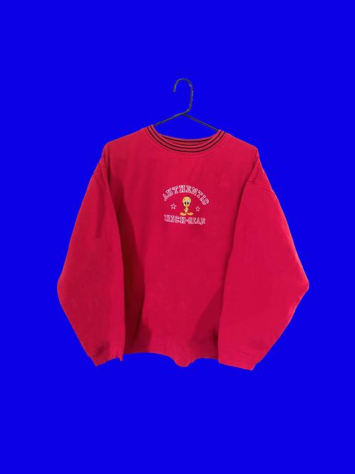 (L) Vintage Tweety Sweatshirt