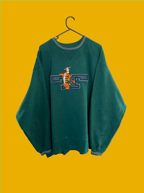 (XL) Vintage Tigger Sweatshirt
