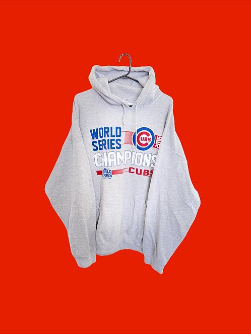 (XXL) Vintage Cubs Hoodie