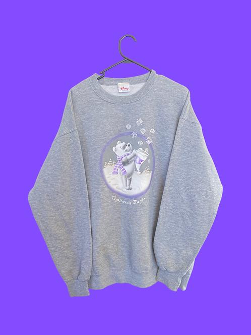(L) Vintage POOH Sweatshirt
