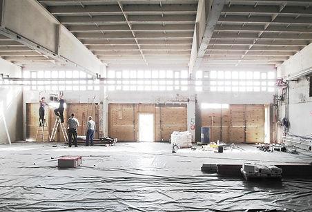 architekt skp knoll dresden gordon Baubeginn Bordershop Überseehafen Rostock