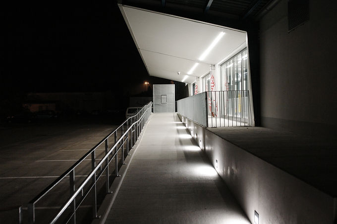 bordershop rostock skp architekten knoll