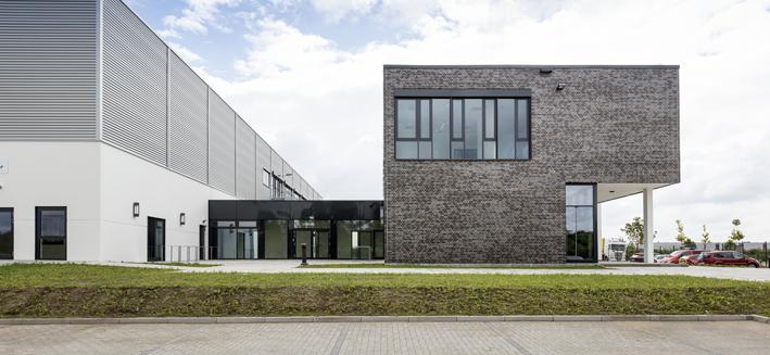 Logistikzentrum Bremen