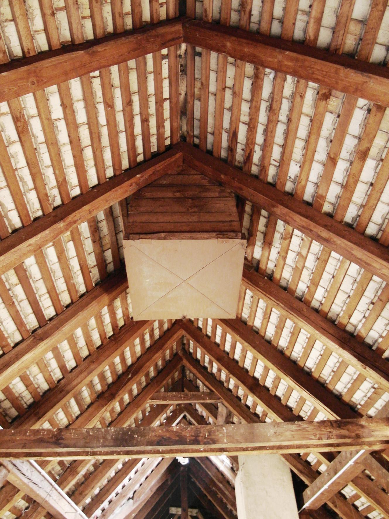 Dach 65. Grundschule