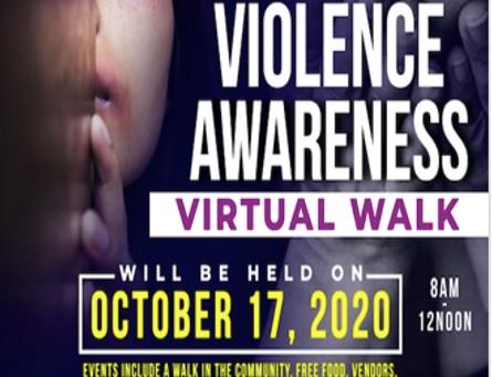 HUSH No More Domestic Violence Walk & Community Outreach