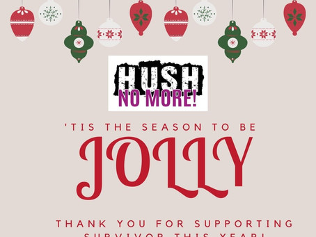 A Holiday Message From HUSH No More!