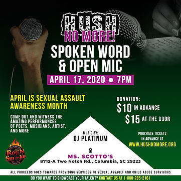 HUSH NO MORE SPOKEN WORD.jpg