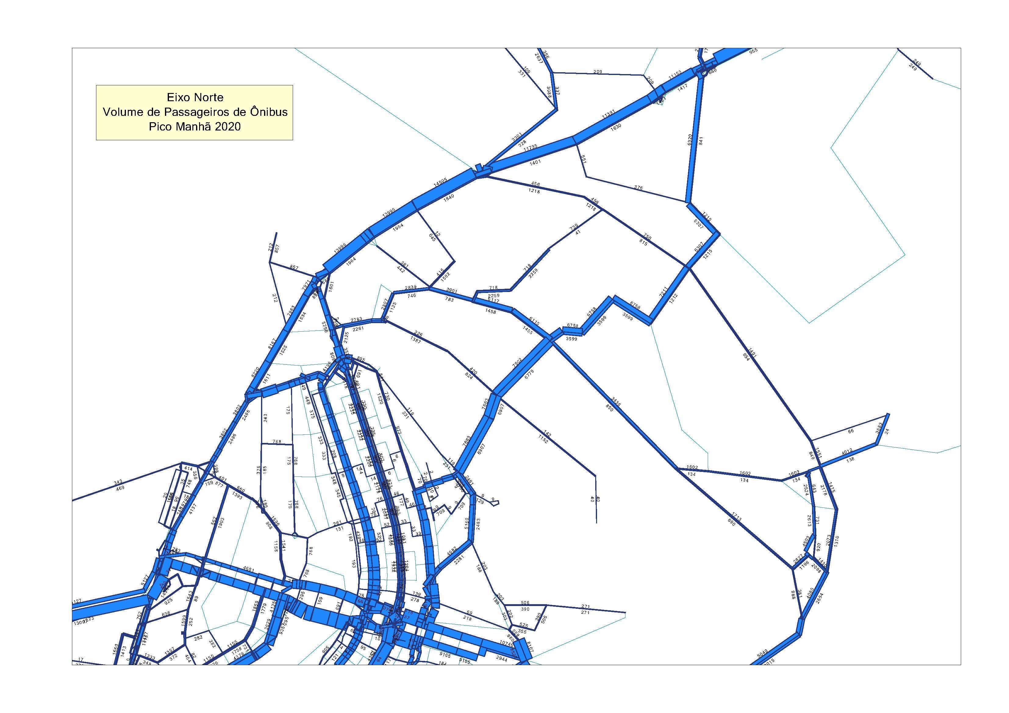Corredor de BRT do Eixo Norte