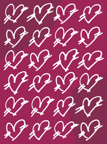 5x7 Promo Print - Heart
