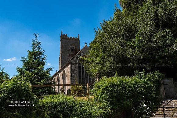 St James the Great Parish Church, St Kew
