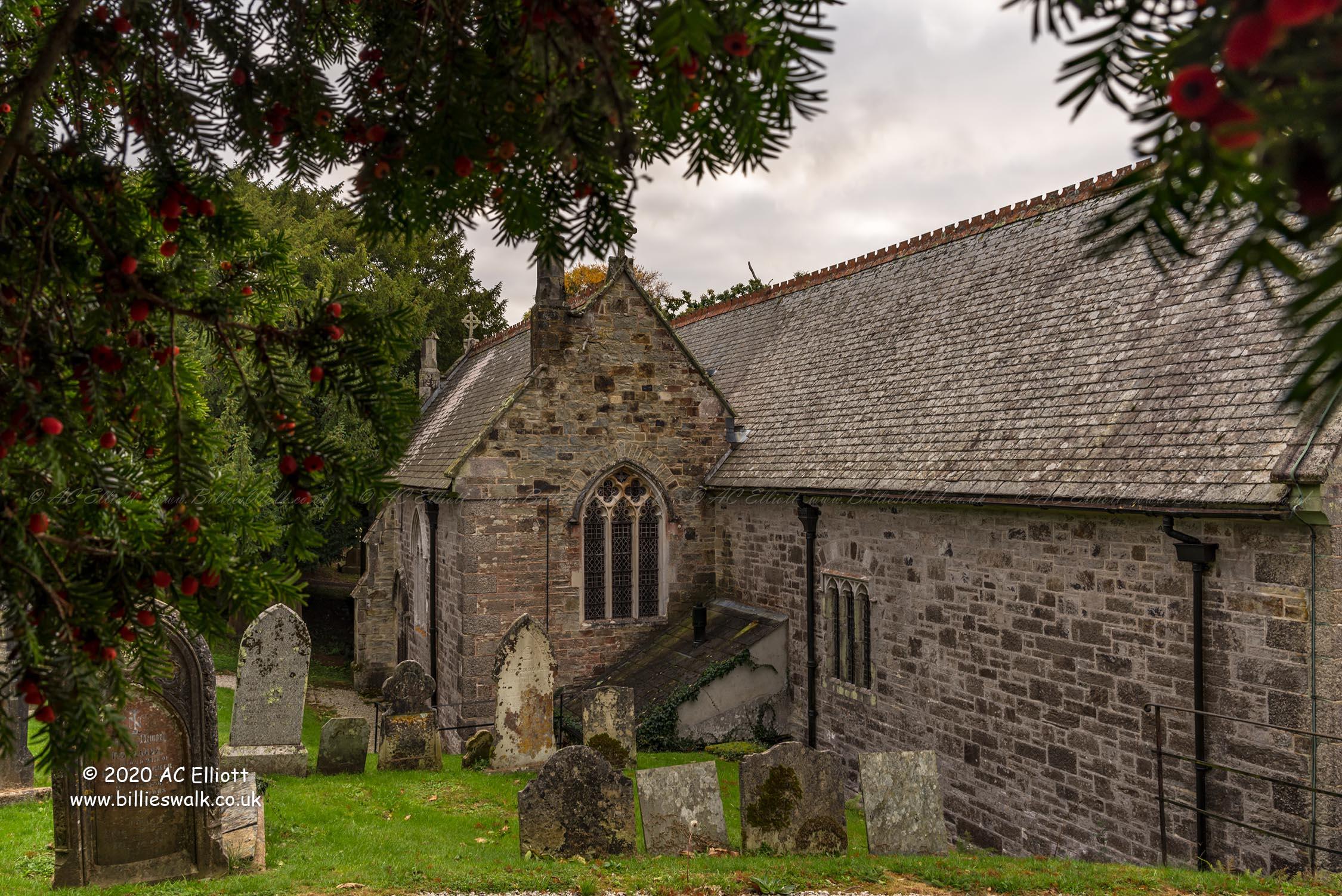 Parish Church of St Feock