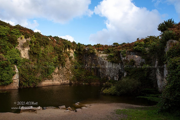 Carharrack & Carn Marth Quarry Walk