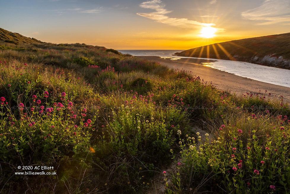 Crantock Beach & River Gannel web IMGP41