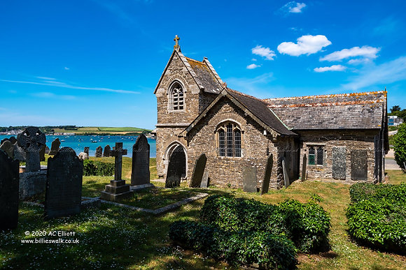 St Michael's Church, Porthilly